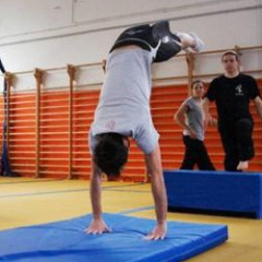 Acrobatica - Calisthenics Junior