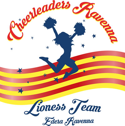 Cheerleaders Lioness Team